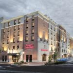Welcome to our NEW Hampton Inn & Suites Gainesville Downtown