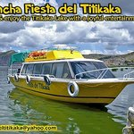 Boat Pub Fiesta del Titikaka