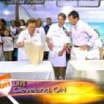 strudel demo rock n roll hall of fame with Good Morning America