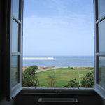 Sea view from living room - Butera28 #9