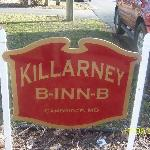  KBB sign