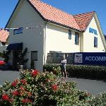 Bella Vista Motel New Plymouth NZ