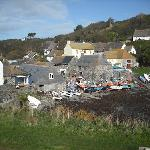  Cadgwith Cove just down the hill