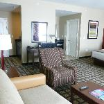 Foto de Comfort Inn & Suites - Fort Smith
