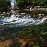 Giant Springs Heritage State Park and Fish Hatchery