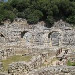 Butrint National Park, only 45 mins from the hostel