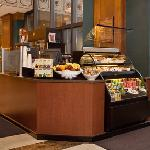 Barron's Brew Coffee Cart