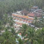 View of Sagara Resort from top of Lighthouse