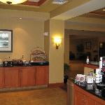 Foto de Hampton Inn Easton
