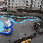 New Outdoor Waterslide