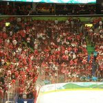Sea of Red.