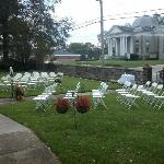 outdoor indoor weddings