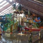 صورة فوتوغرافية لـ ‪Six Flags Great Escape Lodge & Indoor Waterpark‬