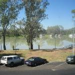 Murray River from the room