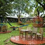 Children Play area - located in front of Tennis Court and Fitness Centre
