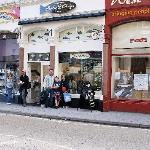 The best fish and chips in Scotland can be found in Oban