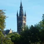 University of Glasgow - Skies are not always blue!