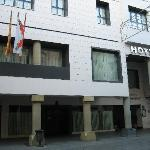 Foto van Grand Hotel Barbastro