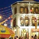 Experience Chinatown by night, as our guide takes you through the current Red Light District.