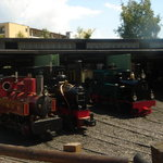 The engine sheds