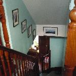  The entrance hall of Drom Caoin