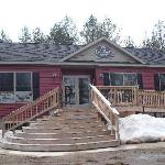 Moose River House resmi