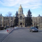 Wyoming State Capitol, Cheyenne
