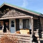 "our cabin-""Trout Creek"""