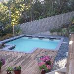 Foto de Decks of Paihia Luxury Bed and Breakfast