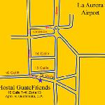 Map to GuateFriends