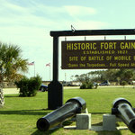 Photo of Fort Gaines