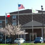 Foto van Holiday Inn Express Pineville