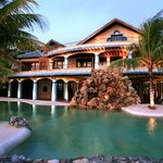 The Mansion at Costa Tesoro!