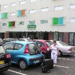 Φωτογραφία: Holiday Inn Bordeaux Sud Pessac