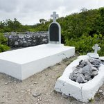 Father Schreiner's Grave