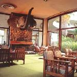 Hwange Safari Lodge Lounge