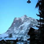 The Wetterhorn