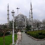  SULTANAHMET CAM(BLUE MOSQUE)