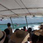  Ferry on the way to Lipe