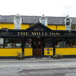 Entrance to Pub at Mills Inn