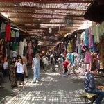 Souk, Fes, Morocco