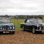  Postwar Alvis motorcars