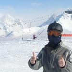One of the runs at about 2000m!
