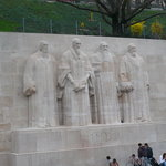 Reformation Wall (Mur de la Reformation)