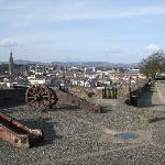 View of Derry from the walls