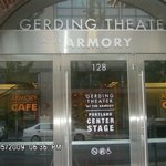 ‪The Gerding Theater at Armory Building‬