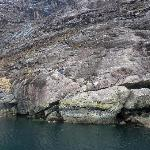 The bad step at Loch Coruisk