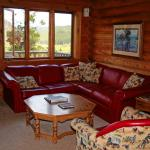 Paradise Ranch Cabin Interior View