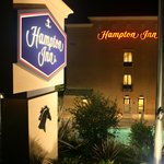 Welcome to Hampton Inn Norco!  North Corona