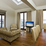  Superior Bosphorus Apartment - Living Room